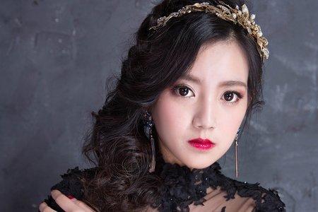 Minami新娘秘書/造型彩妝-Ariel
