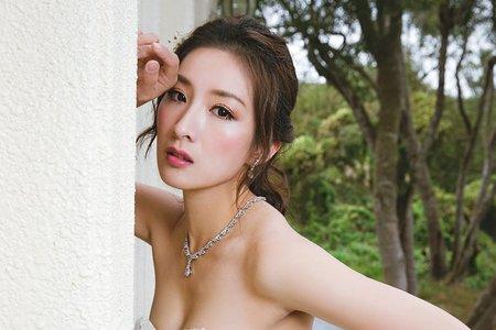 Minami新娘彩妝造型 噴槍底妝~韓系妝感