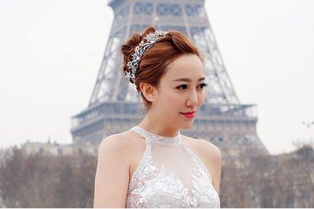 Minami 新娘秘書- 海外婚紗 經典高盤髮