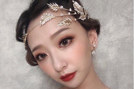 Minami新娘秘書~復古女伶 短髮造型