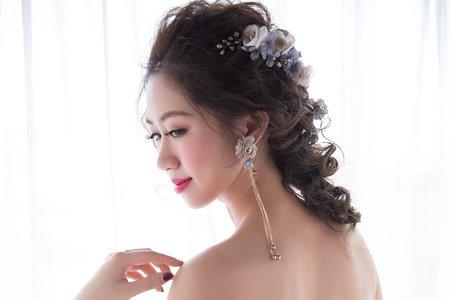 Minami新娘彩妝造型 噴槍底妝
