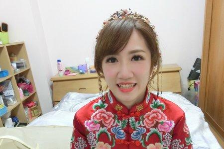 Minami新娘秘書/噴槍底妝 [婚宴現場]  訂結午宴