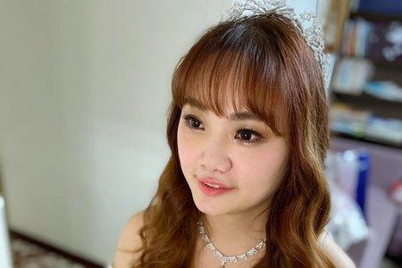 Minami新娘秘書/噴槍底妝  「婚宴現場」訂結2造型
