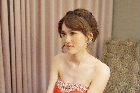 新娘單妝髮