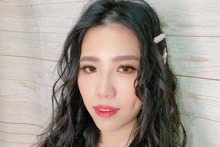 Minami 新娘秘書\噴槍底妝~ 黑髮甜美