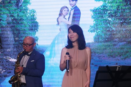 20181104x台北新莊典華婚宴會館午宴