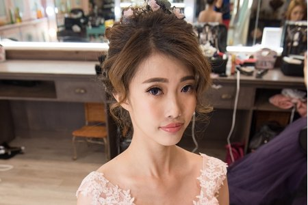 Jasmine Makeup Studio-巧蓁