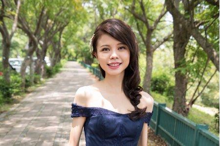 Jasmine Makeup Studio-自助婚紗