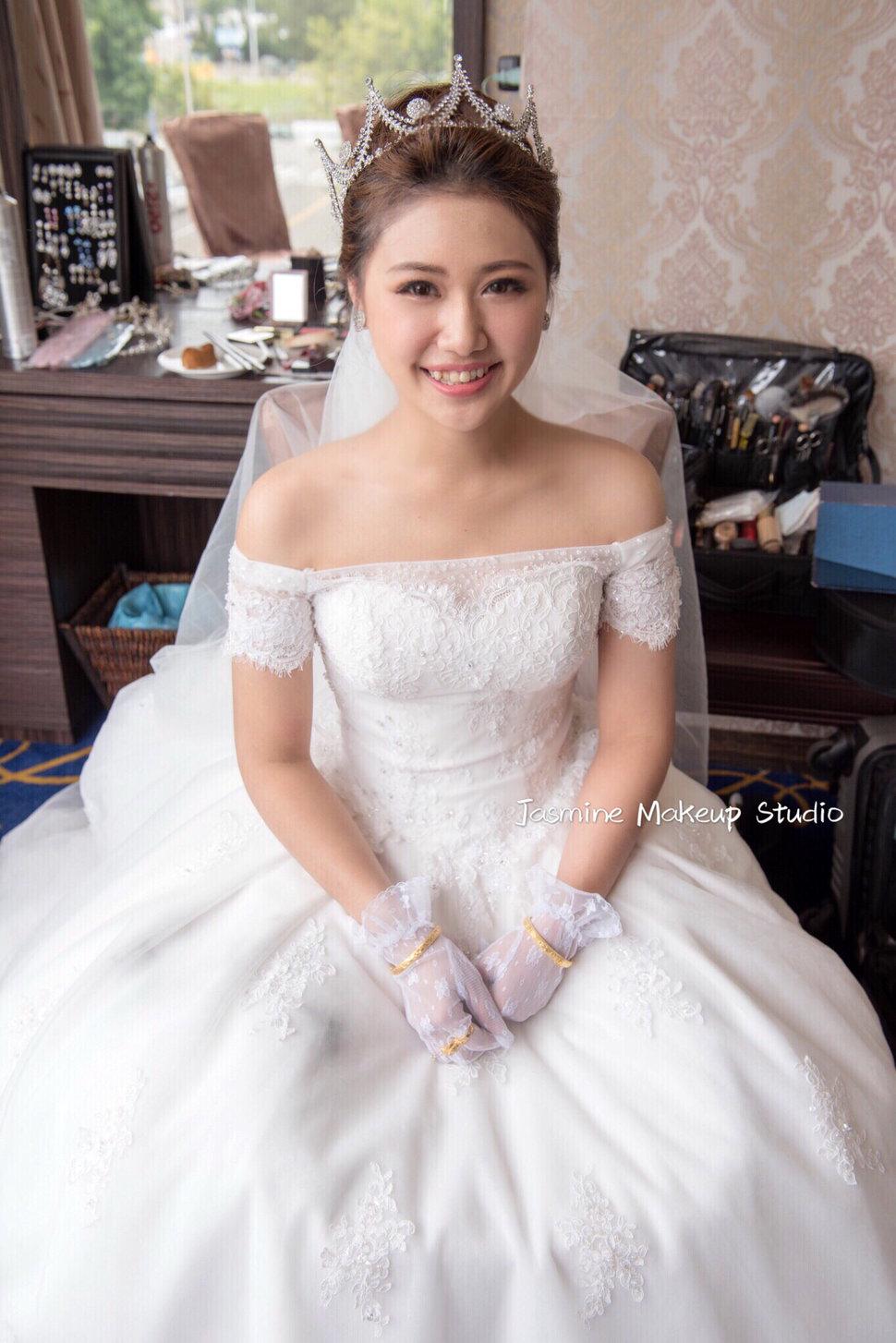 ED05B08C-5286-43F4-A9CD-20F4C95E3A54 - Jasmine Makeup新娘秘書《結婚吧》