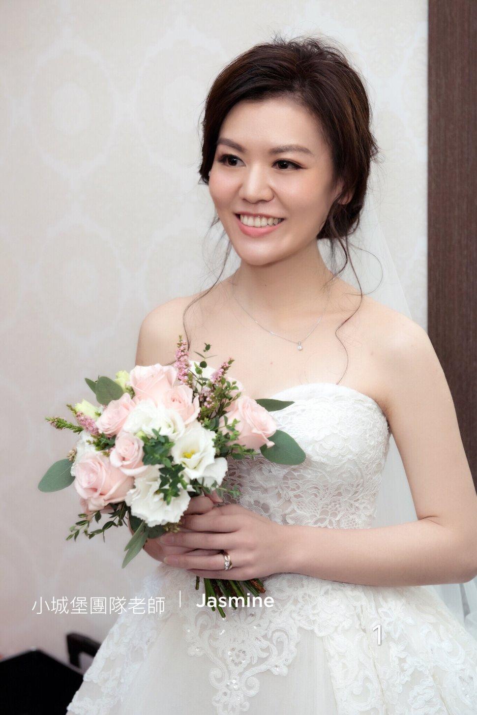 A92AE8E2-3E8A-4A7C-B04E-B8896059EC2F - Jasmine Makeup新娘秘書《結婚吧》
