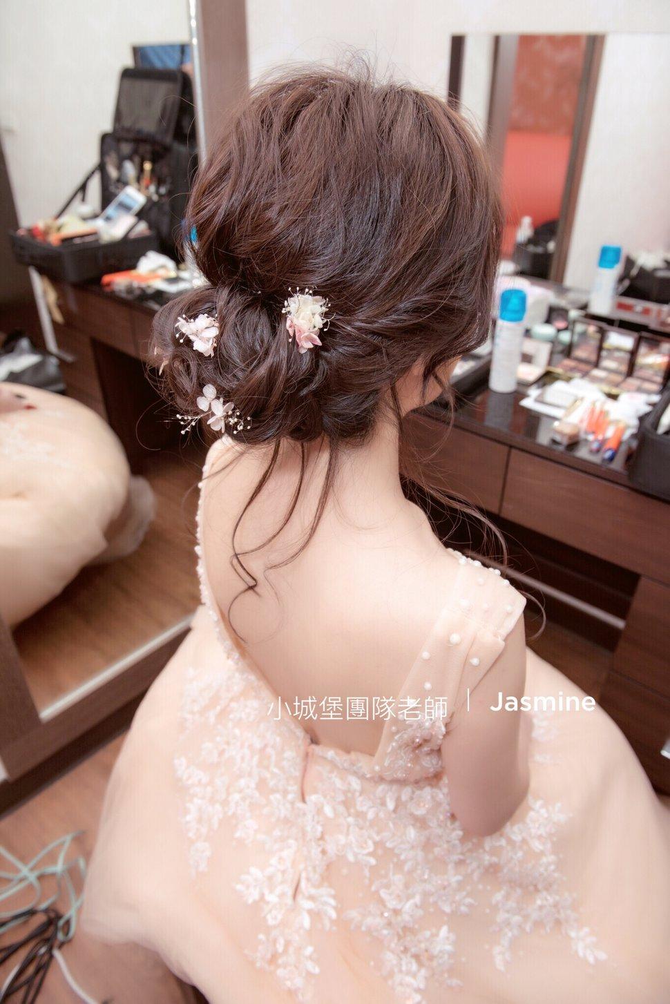 3723DB24-C60C-493B-B96C-ADD651247DD3 - Jasmine Makeup新娘秘書《結婚吧》