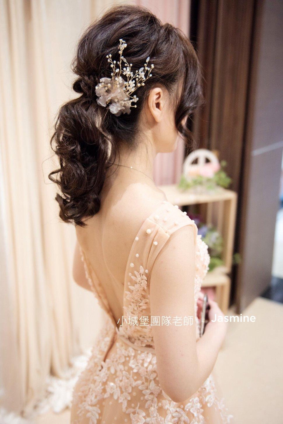 428E3788-BEB1-4E80-B5BF-262783654E40 - Jasmine Makeup新娘秘書《結婚吧》