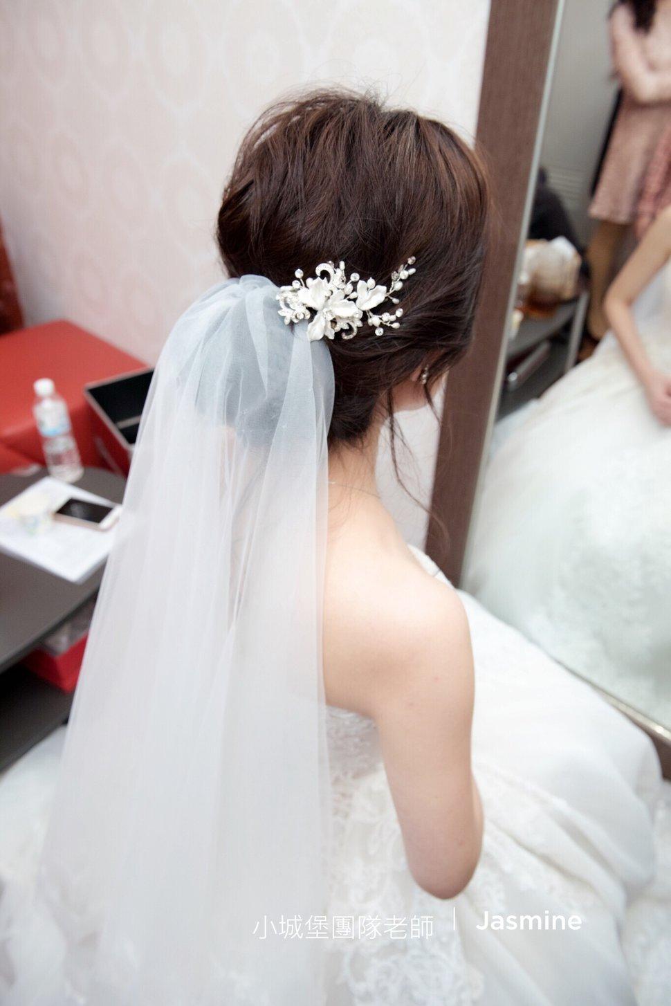 971D52FC-F8B8-4B27-9731-62A444F244AF - Jasmine Makeup新娘秘書《結婚吧》