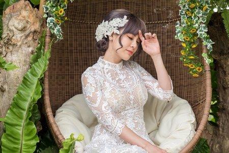 Jasmine Makeup Studio-皮兒