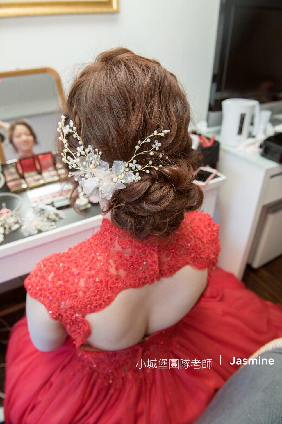 45B10666-2C6E-45EF-B3BD-0332F6D179B4 - Jasmine Makeup新娘秘書《結婚吧》