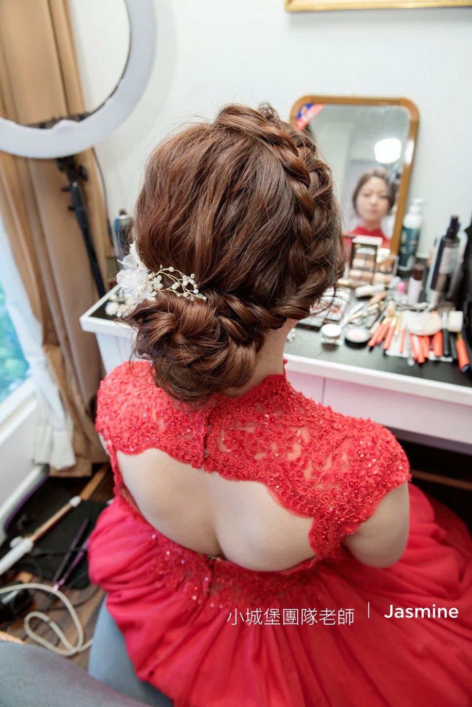 52EEC728-6876-45C6-AB64-9C61931117EE - Jasmine Makeup新娘秘書《結婚吧》