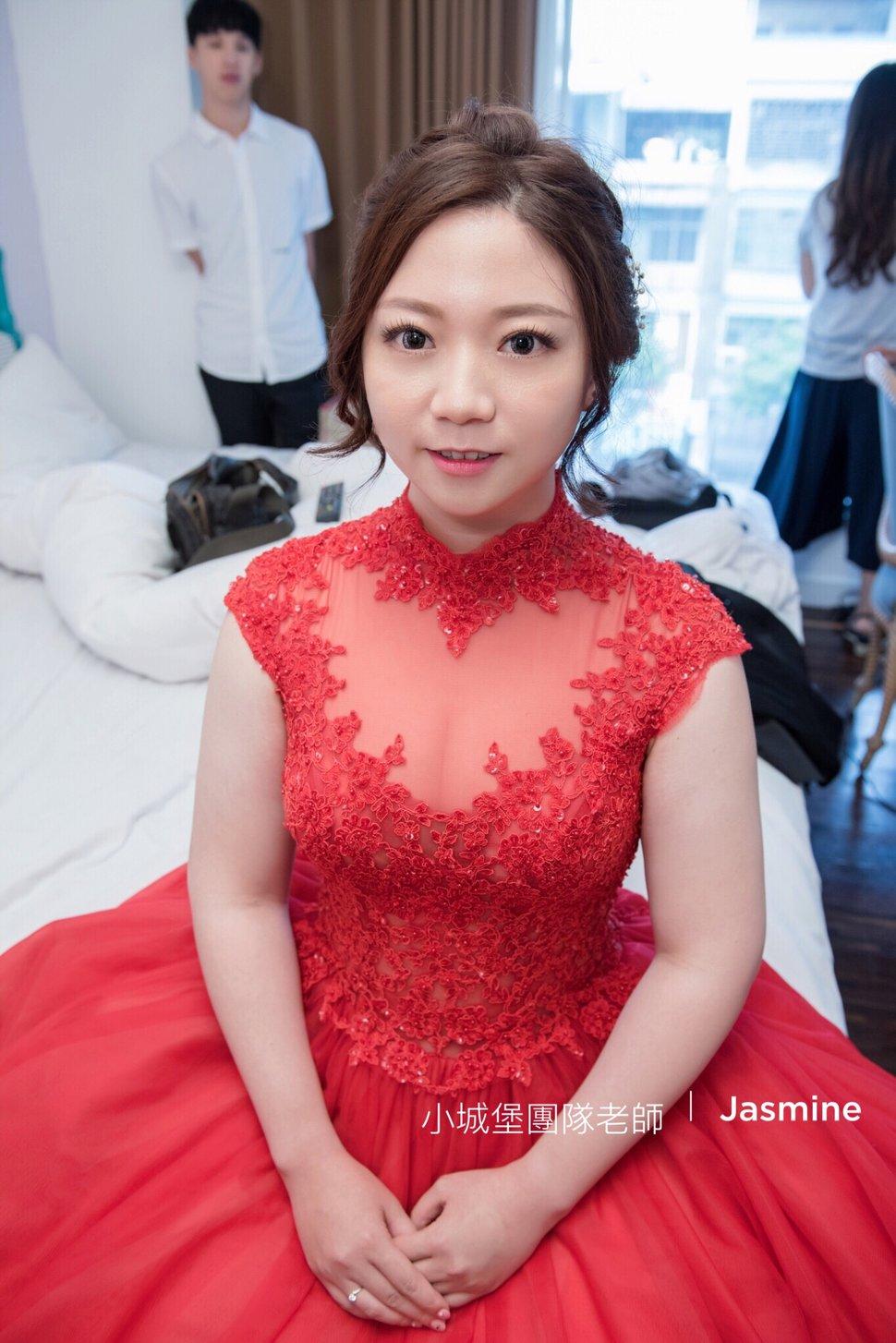 17E4DA80-2EC4-4364-A542-3D662158AC43 - Jasmine Makeup新娘秘書《結婚吧》