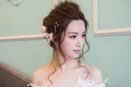 Jasmine Makeup Studio-蓁蓁