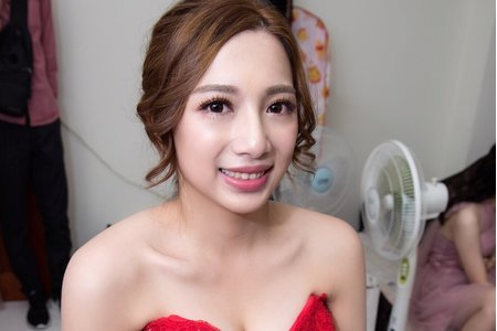 Jasmine Makeup Studio-紀穎