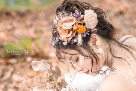 花漾青春-春天花仙子