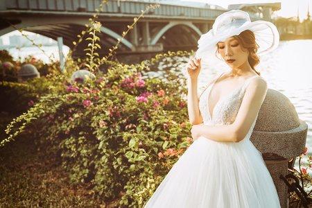 歐美風 自助婚紗
