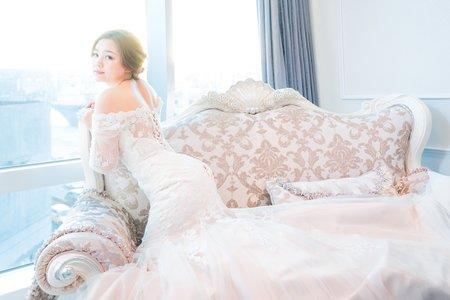[婚禮紀錄] 瑞芳迎娶 + 基隆彭園