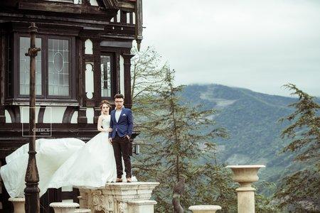 台南婚紗希臘風情婚紗館|老英格蘭婚紗