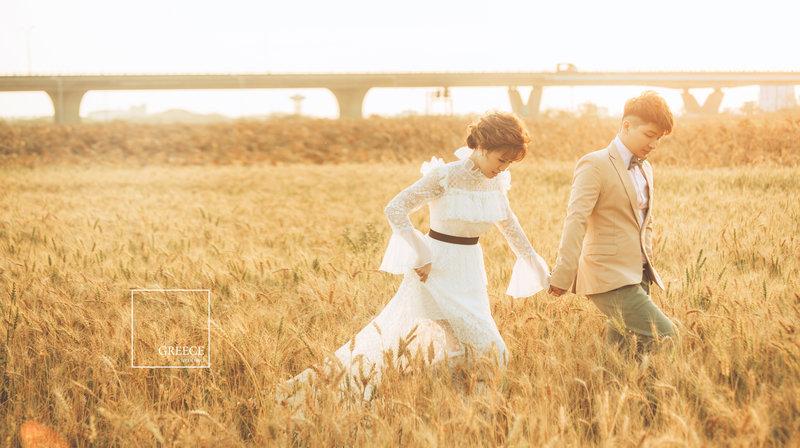 自主婚紗A B C-我們的愛情故事作品