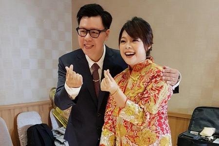 好日子17/10/22 Naomi 訂婚午宴