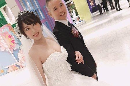 🌸好日子19/06/15亞倫結婚晚宴