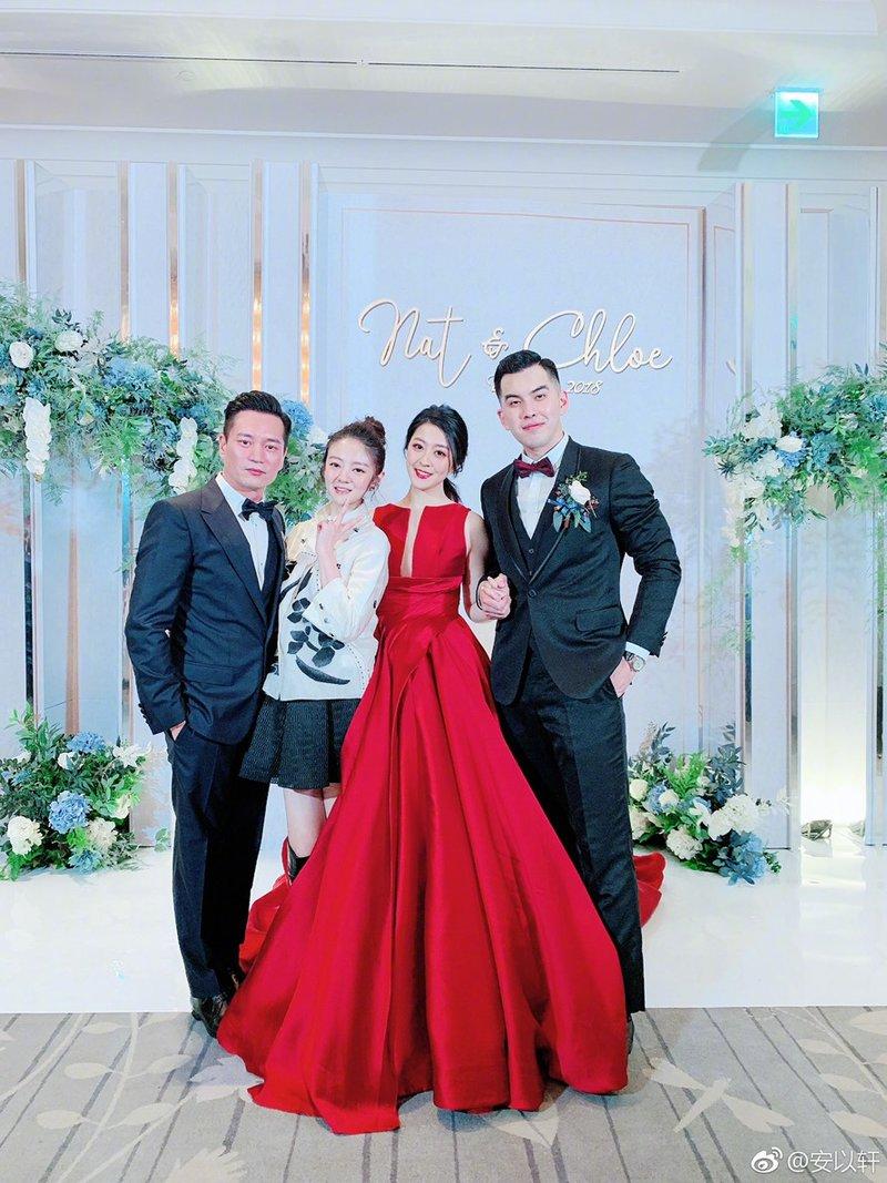 安以軒親妹妹婚宴指定造型~低馬尾韓系造型