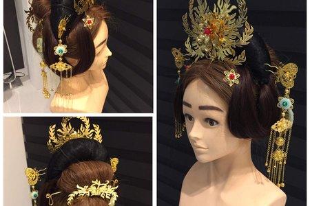 新娘特殊古裝造型