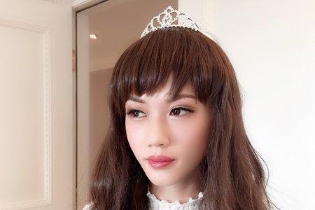 2019年尾牙妝髮-世界先進公司+致伸科技公司