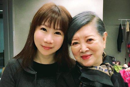 陳淑芳阿姨