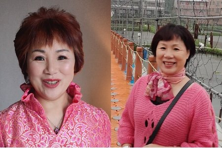 婆婆媽媽妝髮