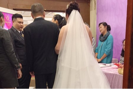 [WEDDING DAY宴客3造型]