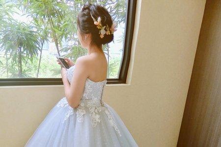 [WEDDING DAY儀式宴客2造型]
