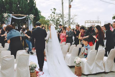 [WEDDING DAY ]