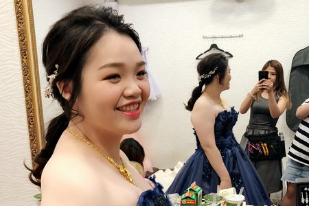 Wedding day✨結婚晚宴3造