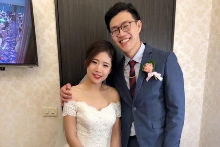 [wedding day-訂結5造型]