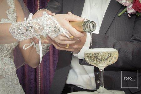 婚禮記錄-婷
