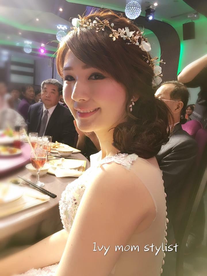 單妝髮新娘服務作品