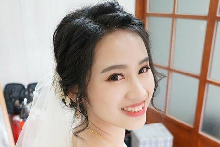 單妝髮新娘服務