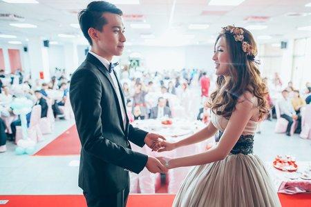 Alexander & Hazel 婚禮