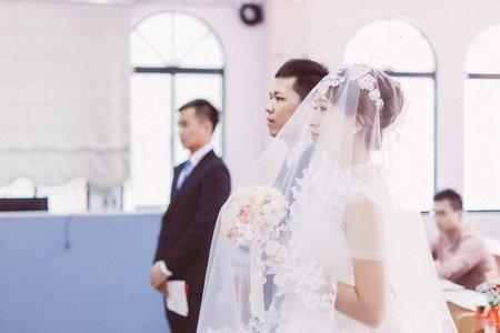 智超&菀鈞 教堂婚禮