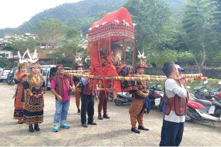 原住民排灣族傳統婚禮