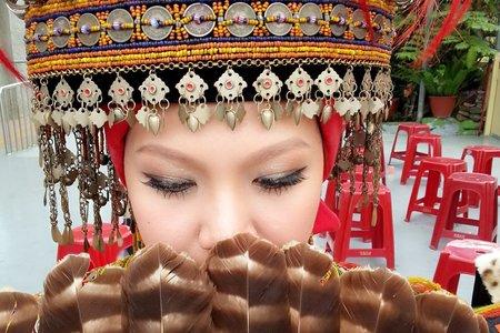 排灣族原住民傳統婚禮