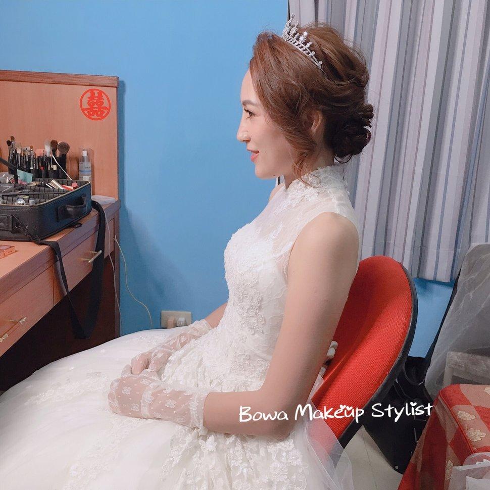 F0DDA598-C5BD-4AD6-A085-2612BDACC17C - BOWA阮慧雯彩妝整體造型/新娘秘書 - 結婚吧