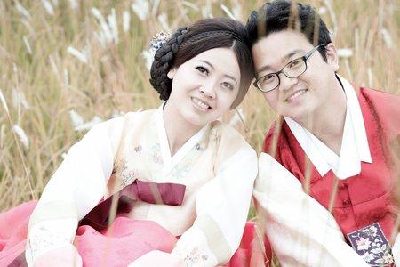 宛嫻 韓國禮服婚紗 自主婚紗