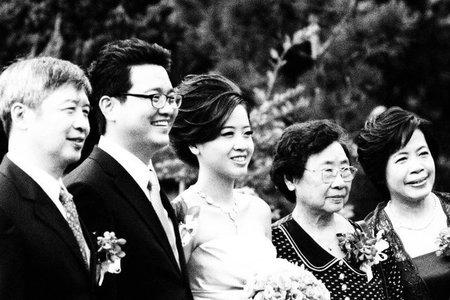 宛嫺 台韓婚禮